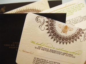 creative invitation cards 30 Beautiful & Creative Invitation Card Designs